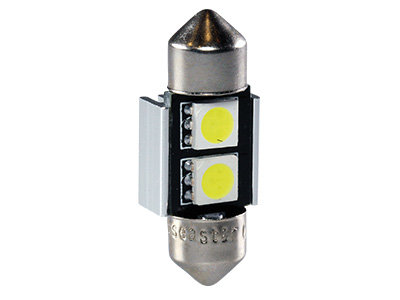 LED CAN-bus auto spuldze XTECH SV8.5 (2 gab.)
