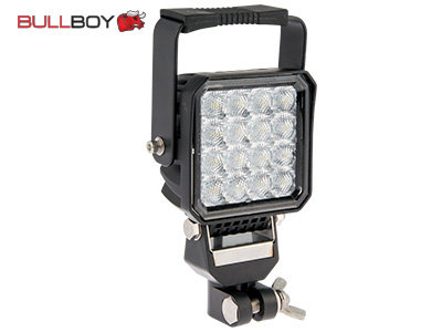 24W 2250lm 6000K LED papildlukturis BULLBOY