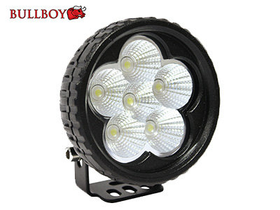 18W 1000lm 6000K LED papildlukturis BULLBOY