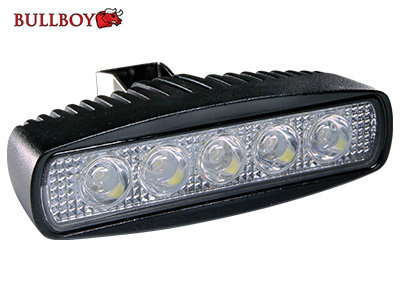 15W 800lm 6000K LED papildlukturis BULLBOY