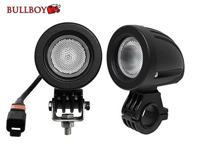 10W 1000lm 6000K LED papildlukturis BULLBOY