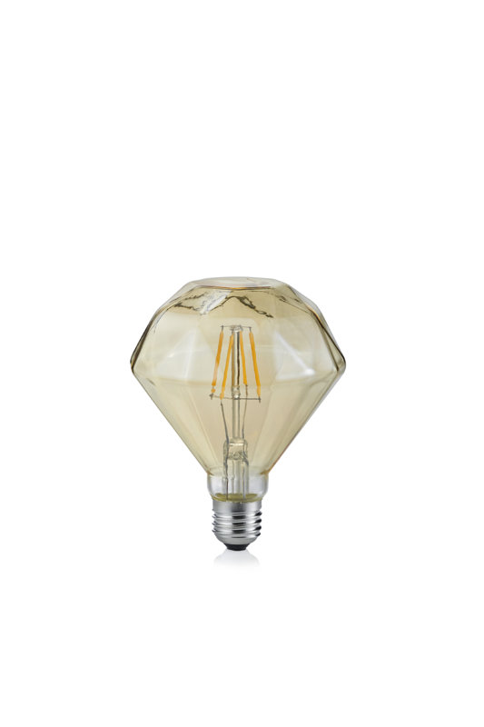 4W (35W) 2700K LED filament spuldze TRIO Diamond