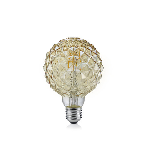 4W (35W) LED filament spuldze TRIO Globe