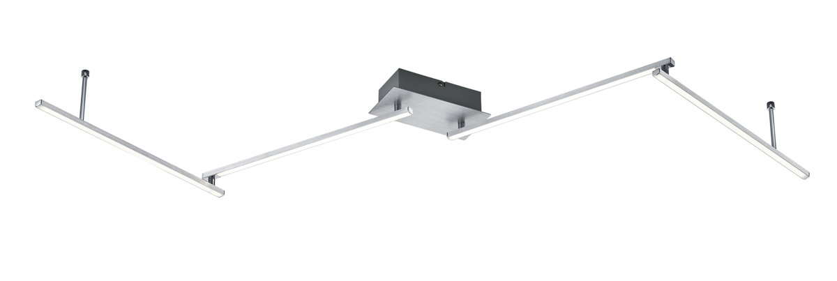 44W 4400lm 3000K dimmējama LED griestu lampa HIGHWAY