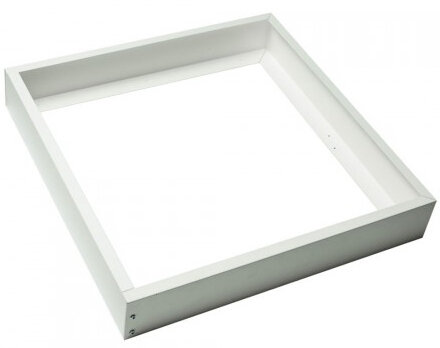 LED paneļa virsapmetuma karkass 600 x 600 mm