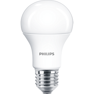10,5W (75W) 2200-2700K CRI90 dimmējama LED spuldze PHILIPS A60