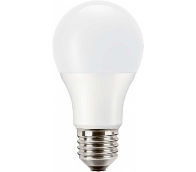10W (75W) LED spuldze PHILIPS PILA A60