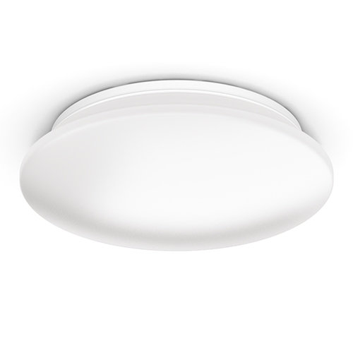 LED plafons PHILIPS MAUVE, 10W, 1000lm, 2700K