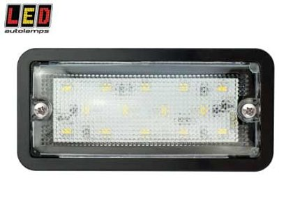 LED auto salona lampa LED autolamps