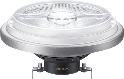 11W (50W) 3000K dimmējama LED spuldze PHILIPS AR111
