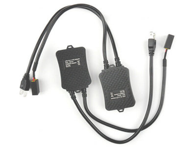 Philips LED-CANbus H7 spuldžu adapteris (2 gab.)