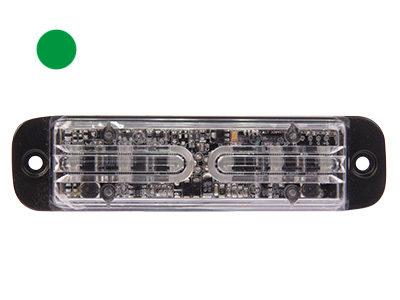 LED signāllampa ECCO 1603-100370 (zaļa)