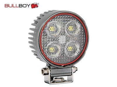 24W 2750lm 5700K LED papildlukturis BULLBOY