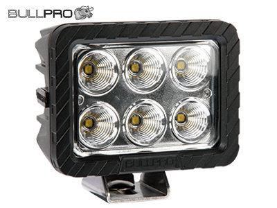 120W 7000lm 5000K LED papildlukturis BULLPRO