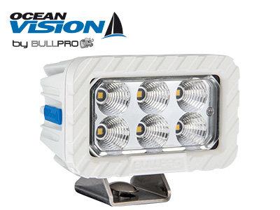 60W 5000lm 4000K LED papildlukturis BULLPRO