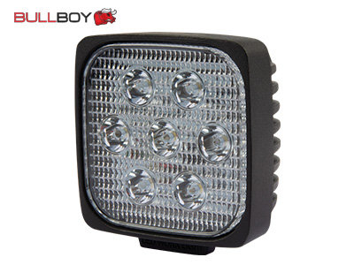 35W 2788lm 6000K LED papildlukturis BULLBOY