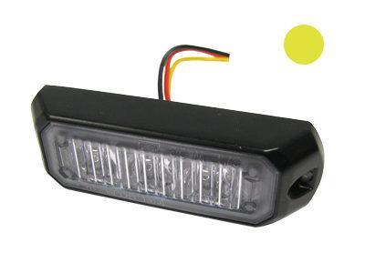 LED signāllampa AXIXTECH 1603-300514 (oranža, zila, sarkana)