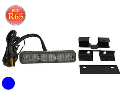 LED signāllampa AXIXTECH 1603-300520  (oranža, zila)