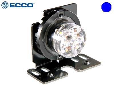 LED signāllampa ECCO VISION ALERT (oranža, zila)