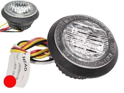 LED bākuguns 911SIGNAL 1603-300610 (sarkana)