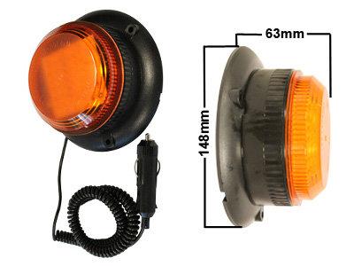 LED bākuguns 1603-497000 (oranža)