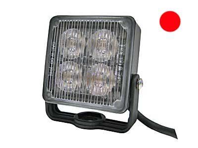 LED signāllampa AXIXTECH 1603-497002 (oranža, zila, sarkana)