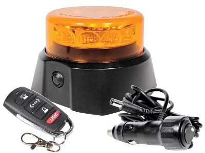 LED bākuguns C12 MAG ar akumulatoru