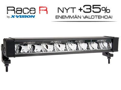 64W 7664lm 6000K LED tālās gaismas lukturis X-VISON