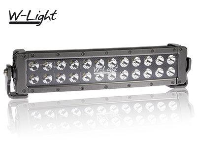 72W 3524lm 6000K LED tālās gaismas lukturis W-Light