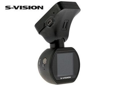 Videoreģistrators S-VISION Full HD1080P ar GPS
