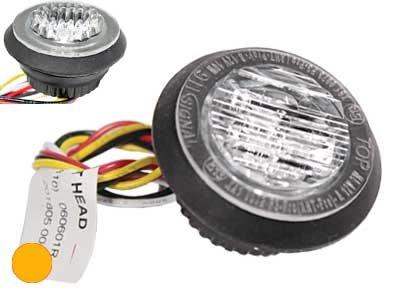 LED bākuguns 911SIGNAL 40-LED106 (oranža)
