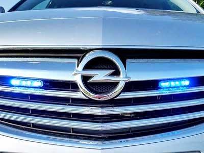 LED signāllampa 40-X6 (oranža, sarkana, zila)