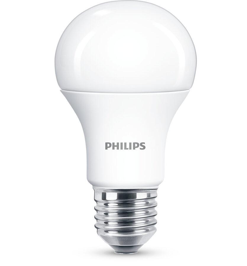 13W (100W) 2700K LED spuldze PHILIPS A60