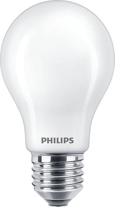 10.5W (75W) 1055lm 2200-2700K dimmējama LED spuldze PHILIPS A60