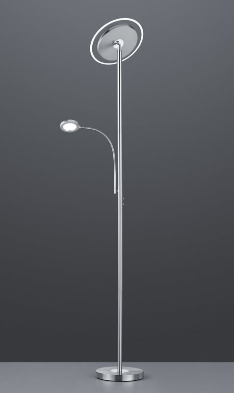 22W 2050lm 3000K LED stāvlampa ACKBAR ar gaismas regulatoru
