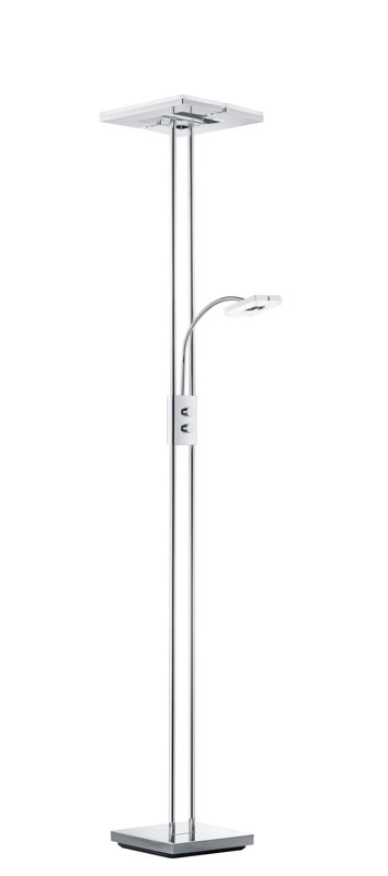 24,5W 1850lm 3000K LED stāvlampa AVIGNON ar gaismas regulatoru
