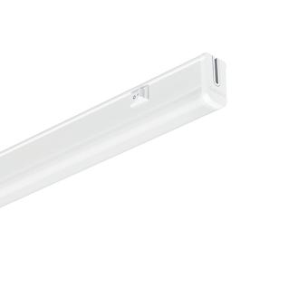 7W 650lm 4000K LED lineārais gaismeklis PHILIPS BN133C LED6S/840 PSU L600 ar slēdzi