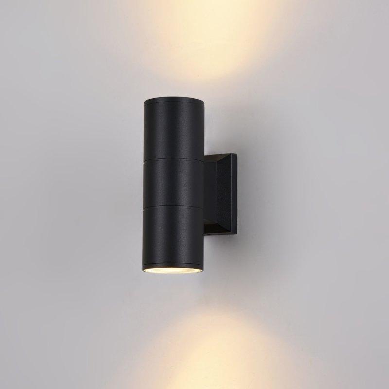 2xGU10 fasādes apgaismojums BOWERY