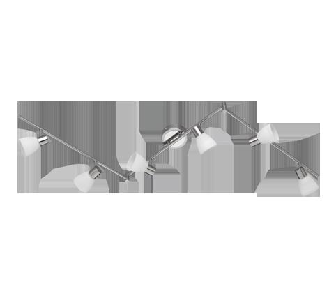 18W 1500lm 3000K LED griestu lampa CARICO