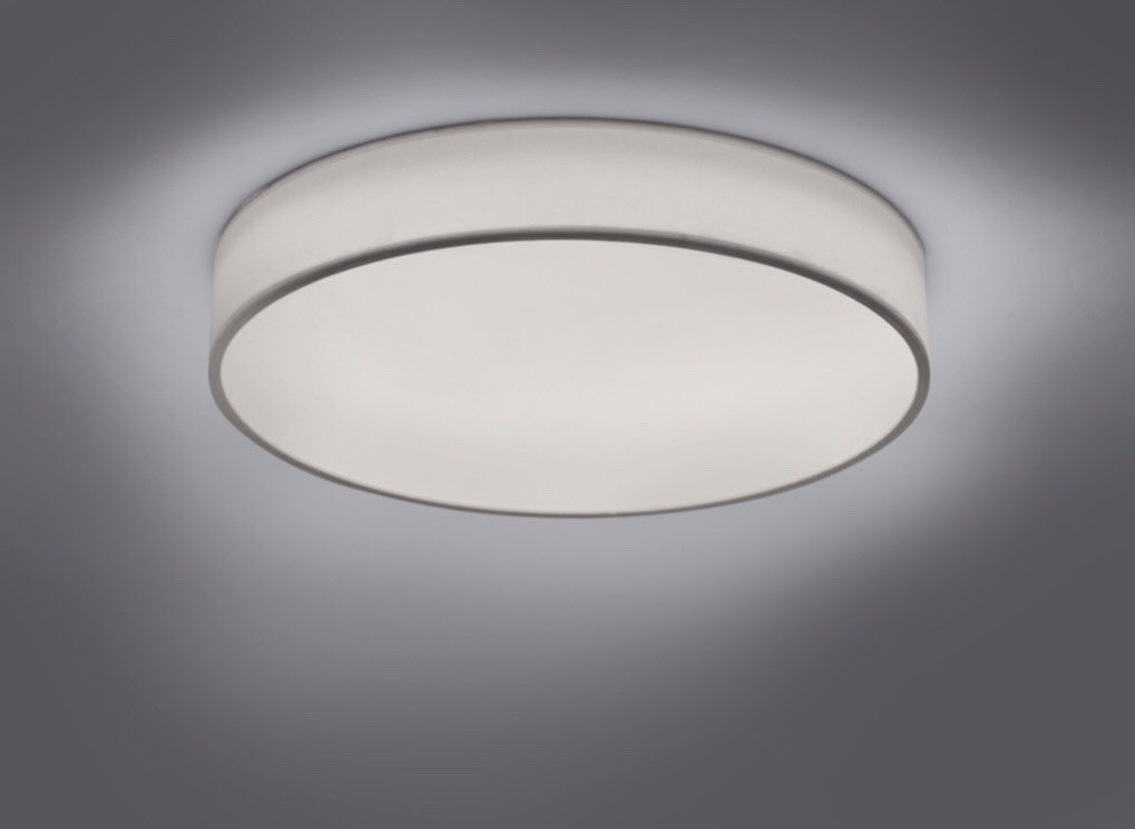 36W 3400lm RGB+3000-5500K viedais LED plafons DIAMO ar WIZ tehnoloģiju