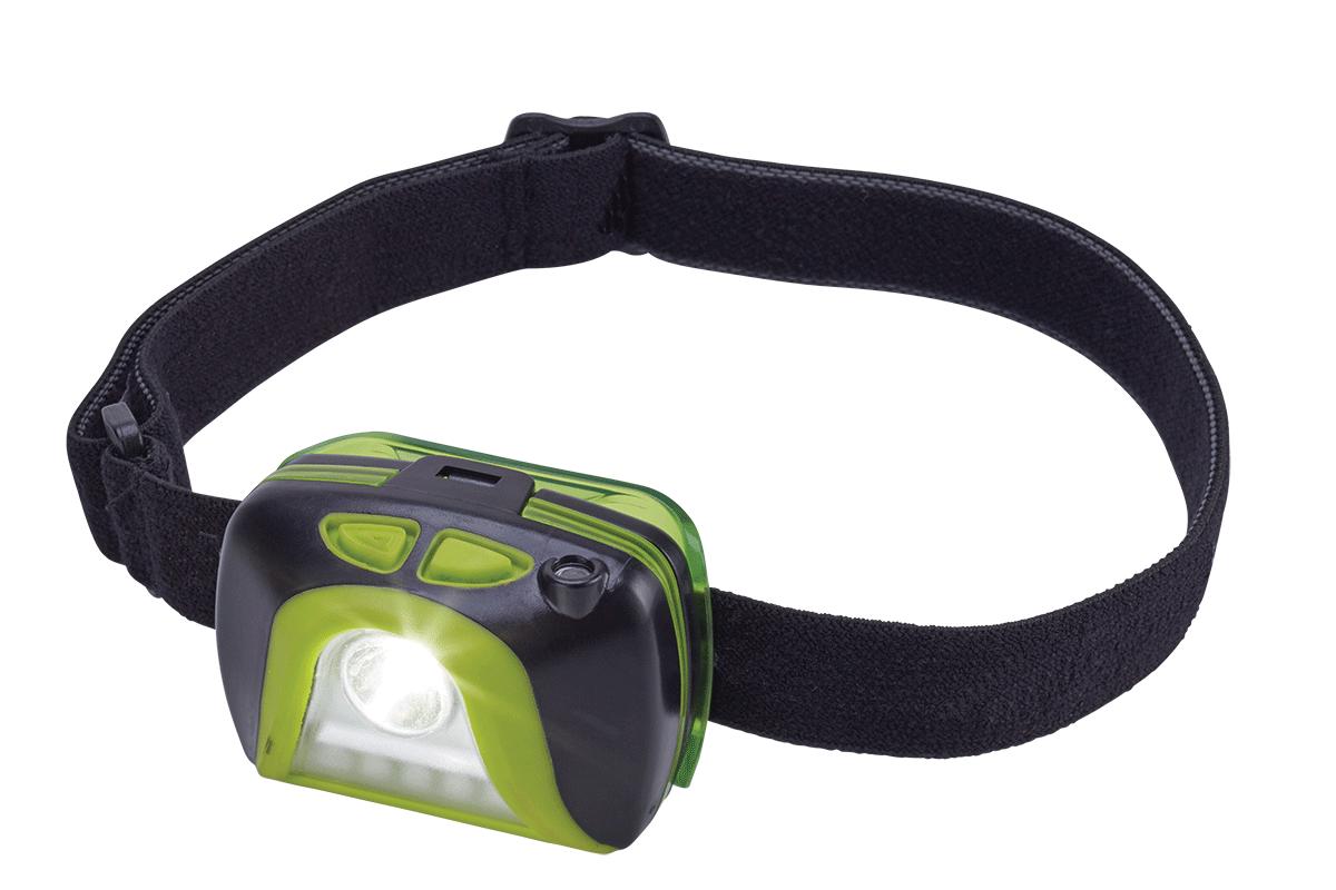 170lm LED galvas lukturis NightSearcher DARKSTAR