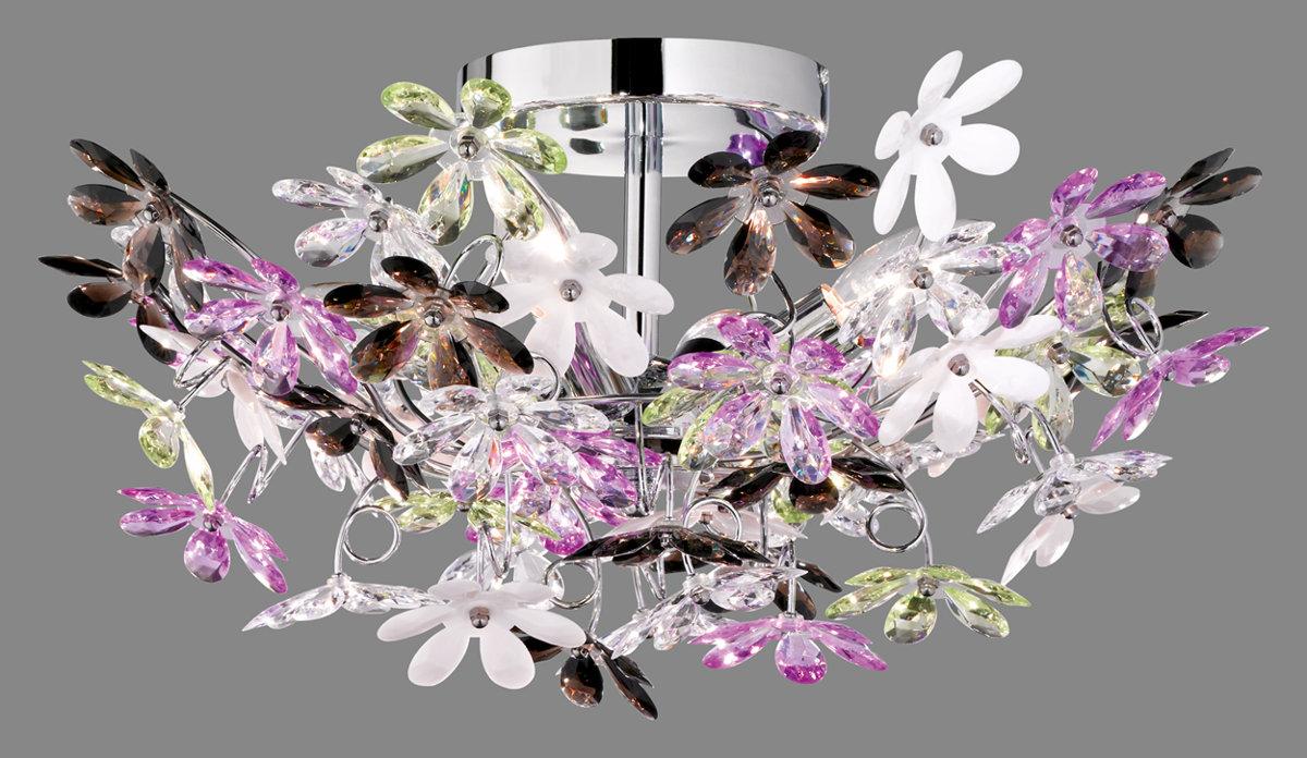Griestu lampa FLOWER