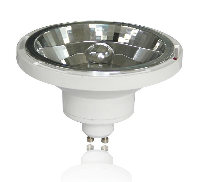 14W (100W) 1000 lm 3000K 45° LED spuldze LEDURO AR111