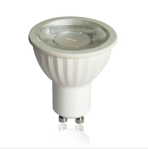 7W (60W) 500 lm 3000K 60° dimmējama LED spuldze LEDURO GU10