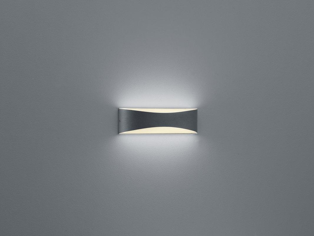 9W 850lm 3000K LED fasādes apgaismojums KONDA