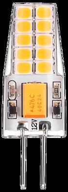 2.5W (30W) 2700K dimmējama LED spuldze LEDURO G4