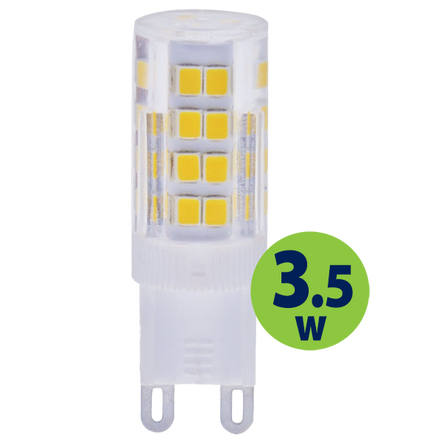 3.5W (35W) 2700K dimmējama LED spuldze LEDURO 9G