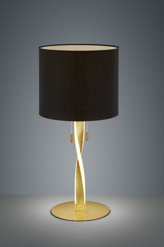 LED galda lampa NANDOR ar gaismas regulatoru