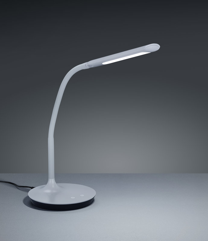 5W 500lm 3000+4000+5000K LED galda lampa POLO ar gaismas regulatoru
