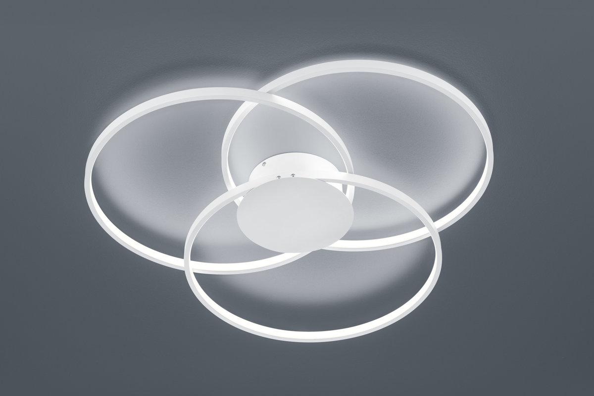 40W 3600lm 3000K LED griestu lampa SEDONA ar gaismas regulatoru